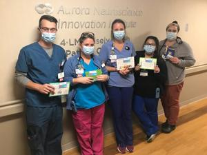 Heroes at Aurora St. Luke's Medical Center, WI