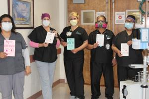 Heroes at Rehoboth McKinley Christian Hospital, NM